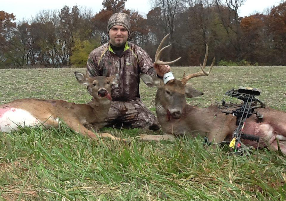 Gearing up for Gun Season at Shuhart Creek Whitetails – Hancock County Illinois Whitetail Deer Outfitter