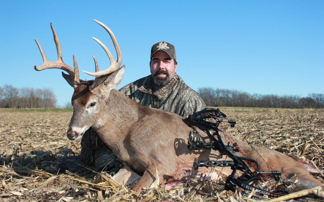Hunting Season Off to a Great Start at Shuhart Creek